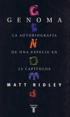 genoma-matt-ridley