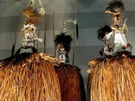 Seducción y Tribu