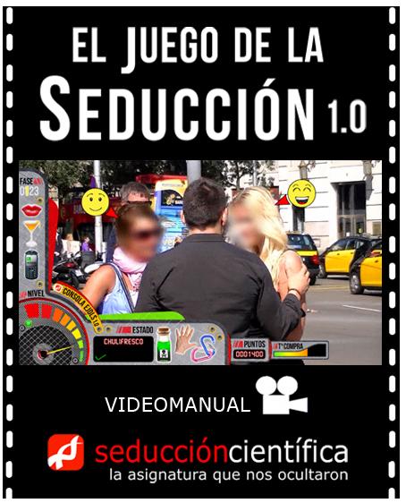 2013-04-04 Video - El Juego de la Seducción 1.0. 39,90€ (3)